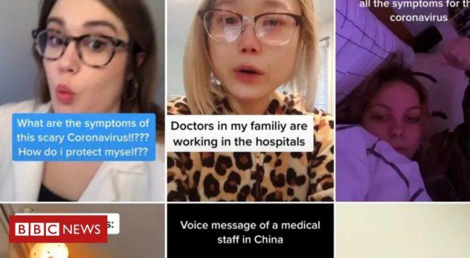Facebook, Tiktok, Twitter tackle coronavirus fake news