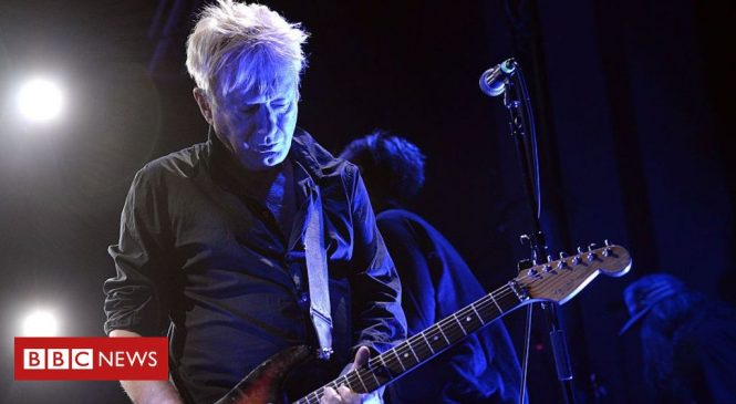 Gang Of Four guitarist Andy Gill dies, aged 64