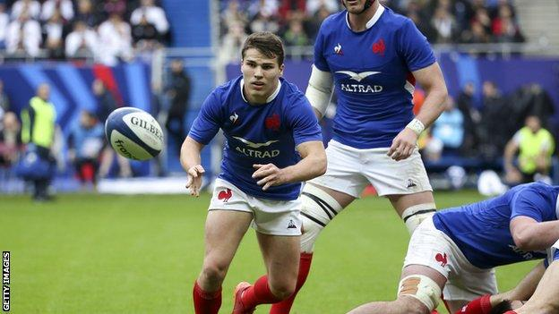 France 24-17 England: England lose Six Nations opener in Paris
