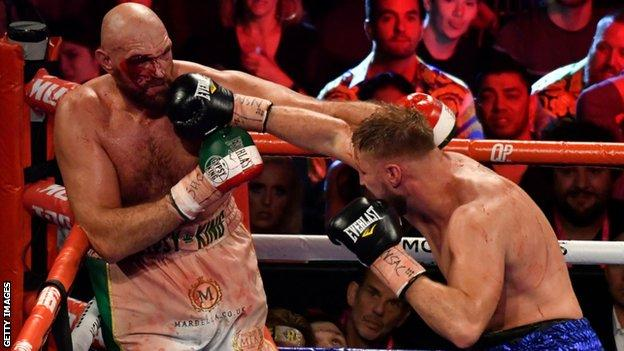 Wilder v Fury II: Tyson Fury will be worried by first-fight knockdowns, says Deontay Wilder