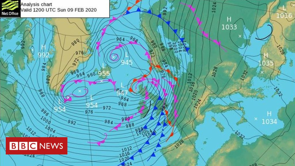 Met Office forecasters set for 'billion pound' supercomputer