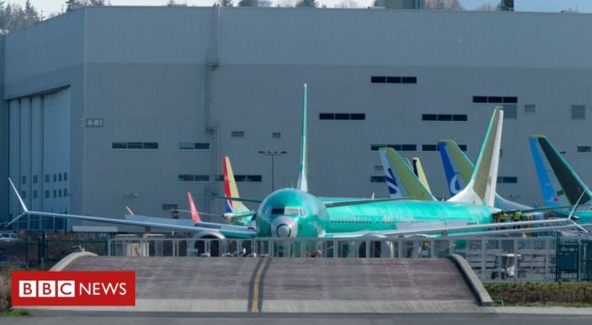 737 Max: Debris found in new planes' fuel tanks