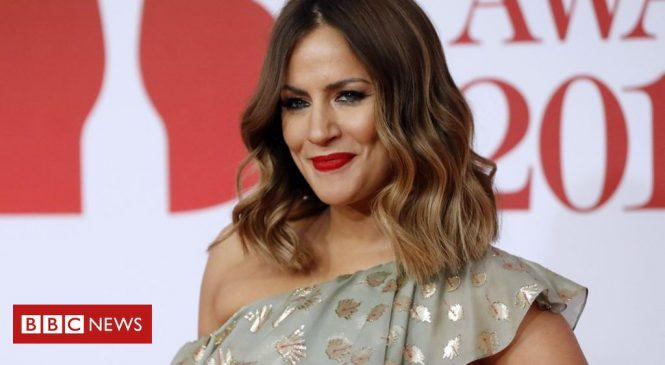 Love Island: Tributes paid to Caroline Flack during final