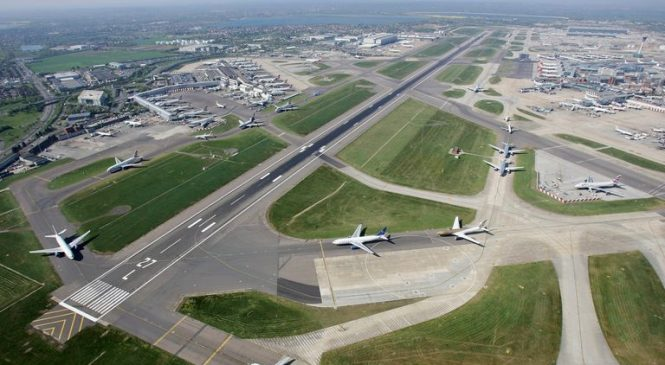 Aviation firms commit to net-zero carbon target