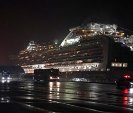 China increases death toll; U.S. evacuates citizens from cruise ship