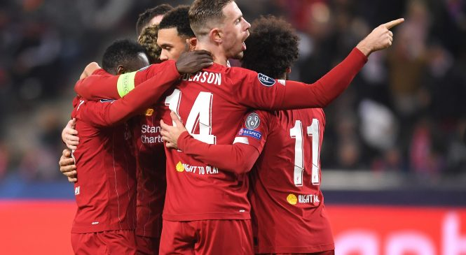 Atletico Madrid vs Liverpool LIVE commentary: Reds suffer first-leg defeat in Champions League knockout tie