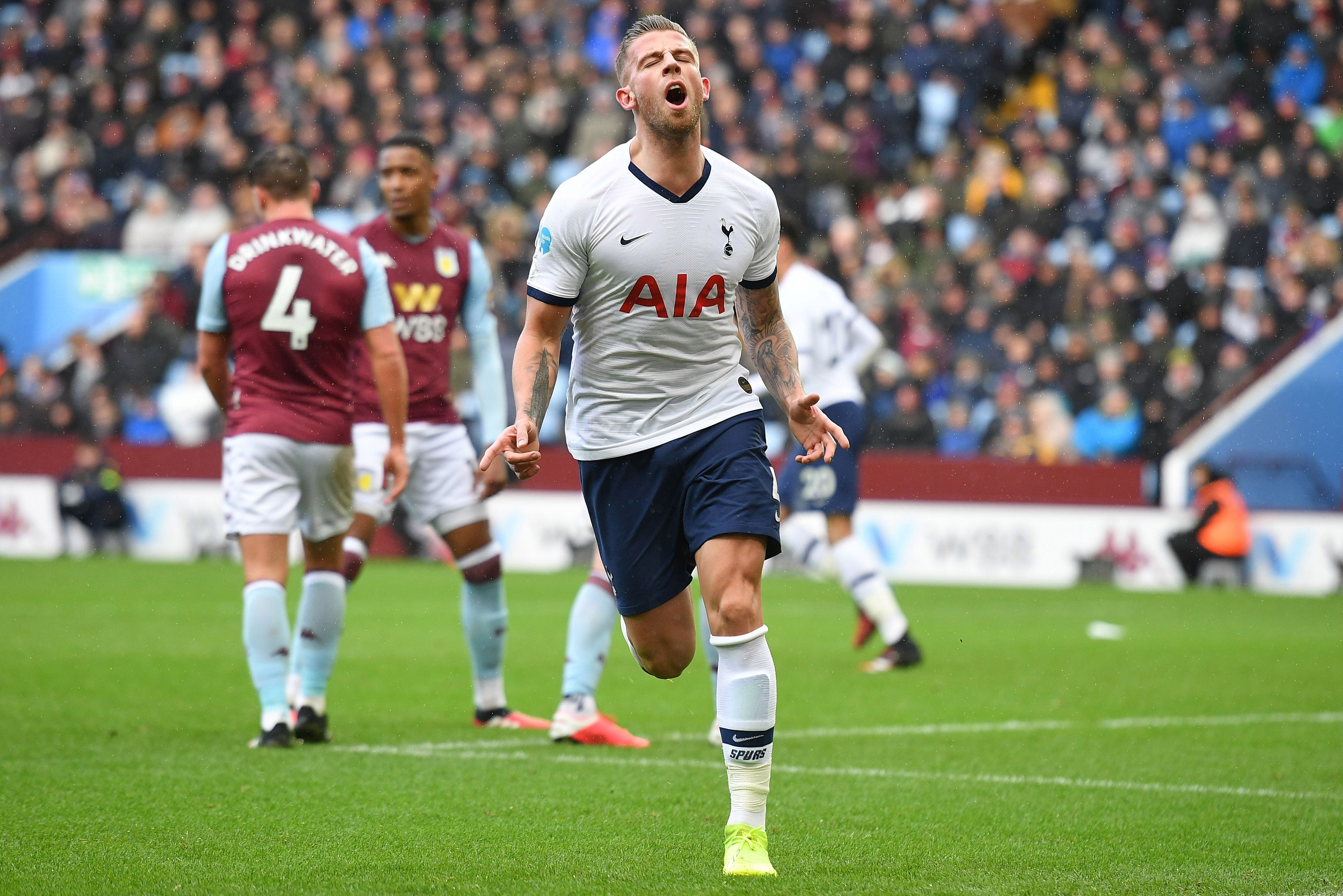 Toby Alderweireld should have named new baby 'Lucas', Spurs received odd Champions League gifts and amazing celebrations vs Aston Villa