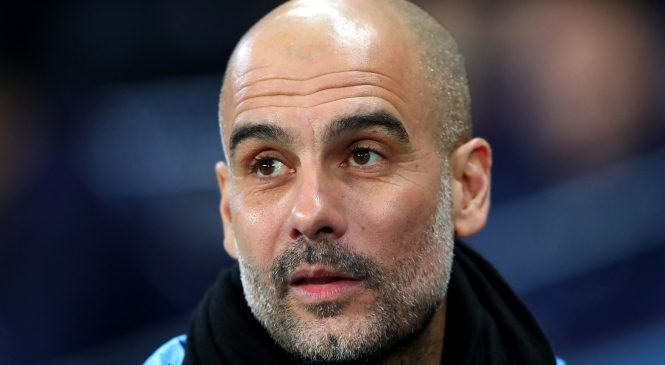 Pep Guardiola: Man City boss says he will '100 per cent' remain at Etihad in the wake of two-year European ban