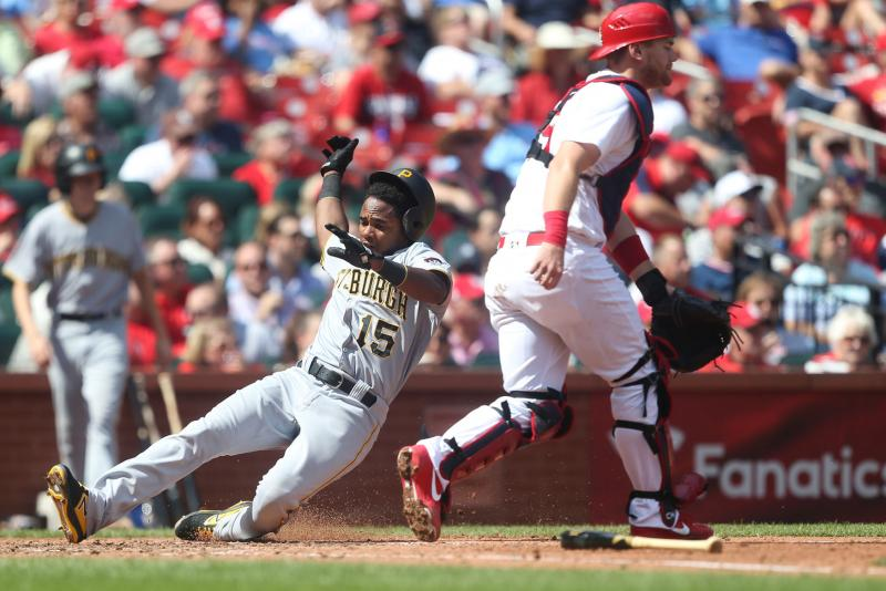 Pittsburgh Pirates' Pablo Reyes suspended 80 games for PED use