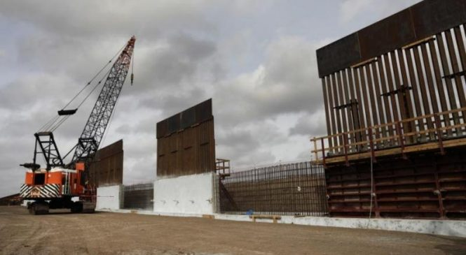 Southwest Valley Constructors receives $175.4M for border wall in Texas