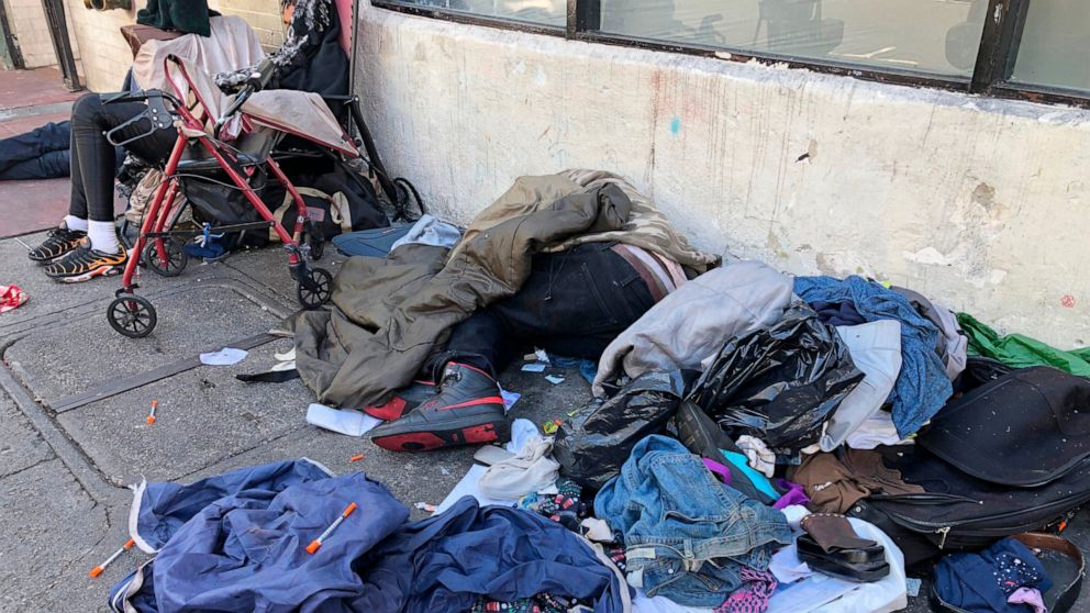 San Francisco to open tent 'sobering' center for meth users