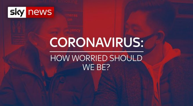 First coronavirus death in Europe confirmed in France