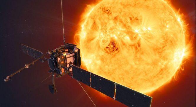 Solar Orbiter: Sun mission blasts off