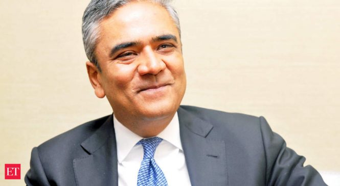 YES Bank ropes in Anshu Jain, former Chief of Deutsche Bank, to raise funds