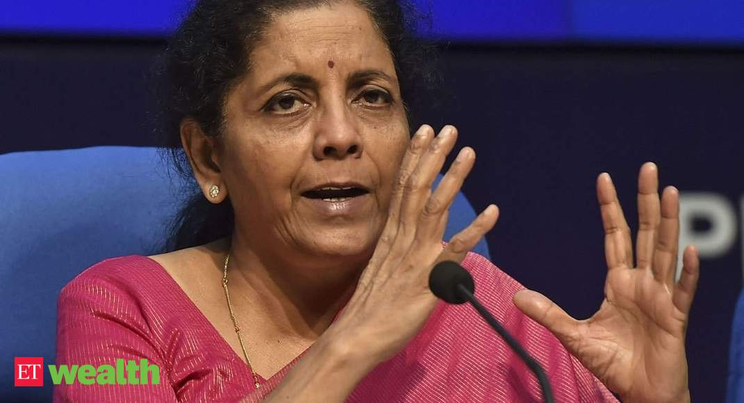 FinMin to wait for one more year to take call on LTCG tax: Sitharaman