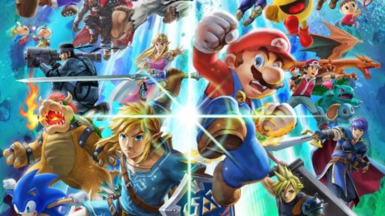 The fighting game Super Smash Bros will feature in the scheme