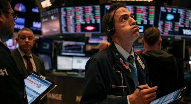 Dow Jones records biggest fall in history amid coronavirus fears