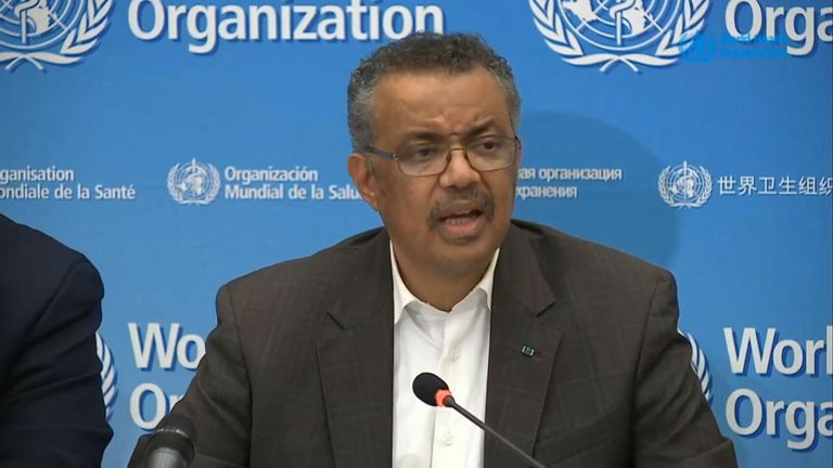 The decision by the World Health Organisation to declare coronavirus a public health emergency comes as the number of people who have died from the virus has reached 170.