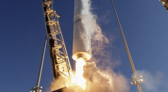 Watch live: Northrop's Antares rocket ready for Sunday launch in Virginia