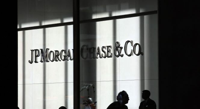 JPMorgan Chase says it has two cases of coronavirus at Manhattan headquarters