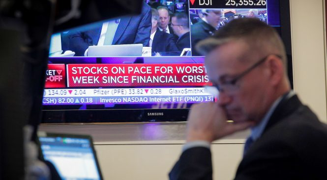 A full analysis of the market turmoil: What Wall Street pros are watching before jumping back in