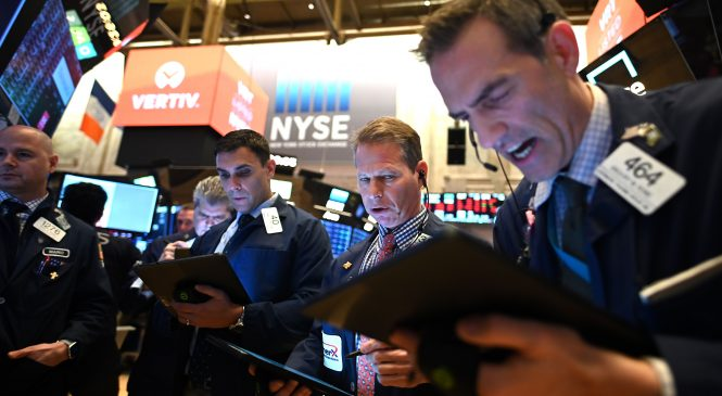Wall Street braces for more market volatility as wild swings become the 'new normal' amid coronavirus