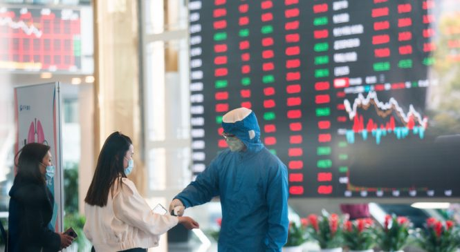 China aims to be a stabilizing force as global financial markets gyrate