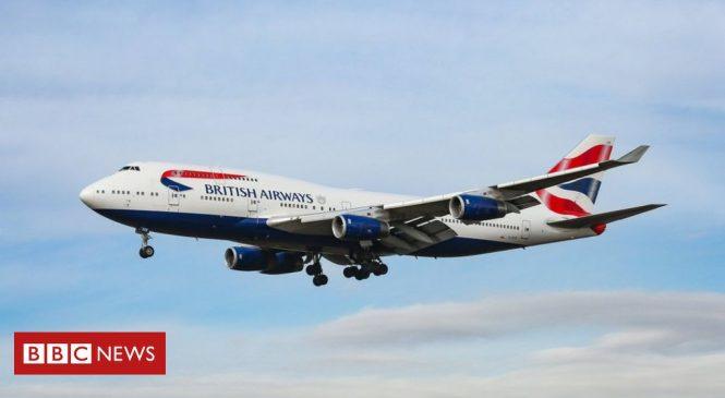 Coronavirus: British Airways boss tells staff jobs will go
