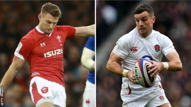 England v Wales: George Ford v Dan Biggar and other key battles
