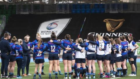 Women's Six Nations: Scotland v France postponed after home player tests positive for coronavirus