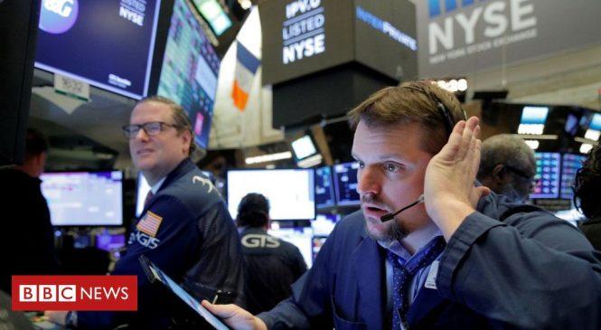 Coronavirus: FTSE 100, Dow, S&P 500 in worst day since 1987