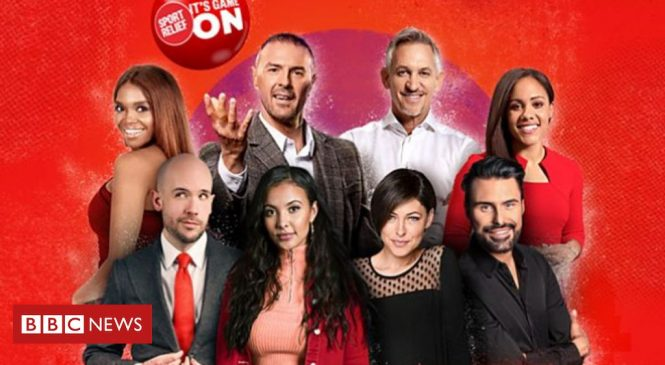 Sport Relief appeal raises more than £40m for charities