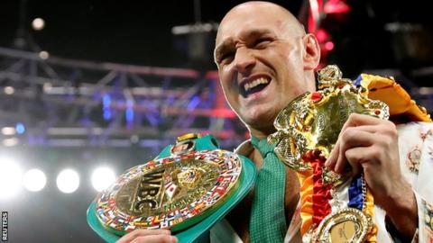 Tyson Fury: Ukad set to open new investigation into farmer's meat claims