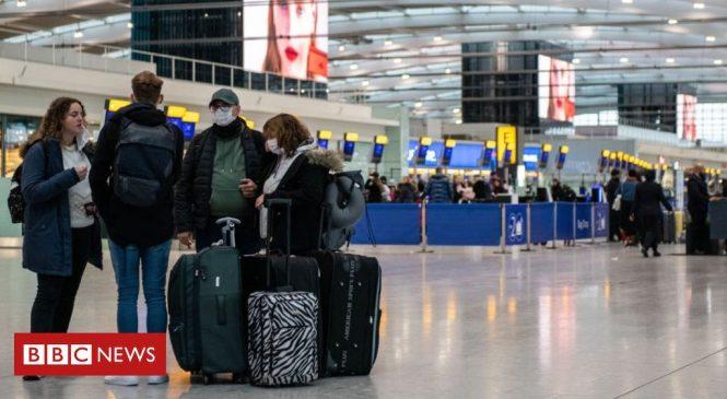 Coronavirus: Airlines slash more flights