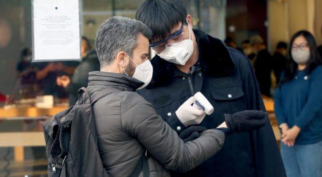 California reports 2nd case of community-spread coronavirus