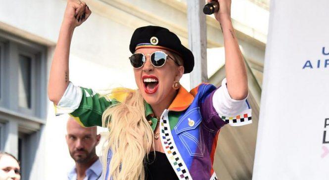 Lady Gaga, Ellen DeGeneres join lineup for Sunday's Living Room Concert