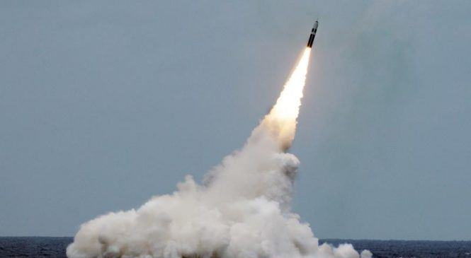 Lockheed nabs $601.3M for work on Trident II D5 ballistic missile