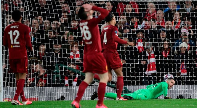 Ray Parlour slams Jurgen Klopp for being a sore loser – 'Liverpool had their chances, Atletico Madrid got the job done'