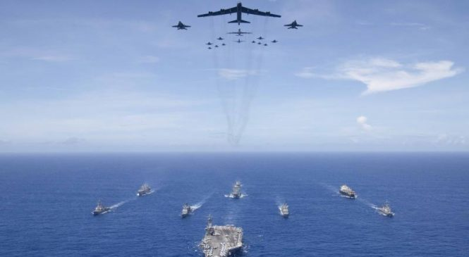 Navy postpones Large Scale Exercise 2020 in response to COVID-19