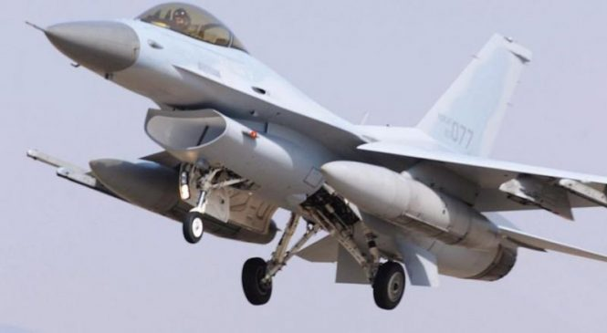 State Dept. approves $194M upgrade deal for South Korea's F-16s