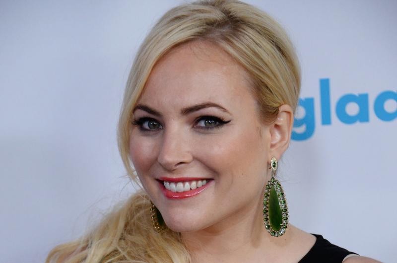 'View' co-host Meghan McCain announces she is pregnant