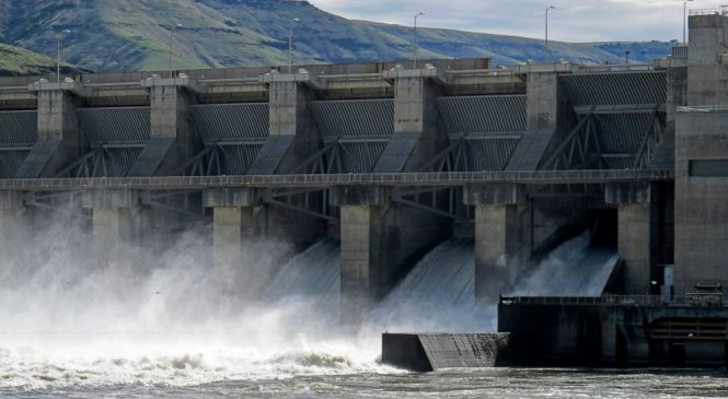 Feds reject removal of 4 US Northwest dams in key report