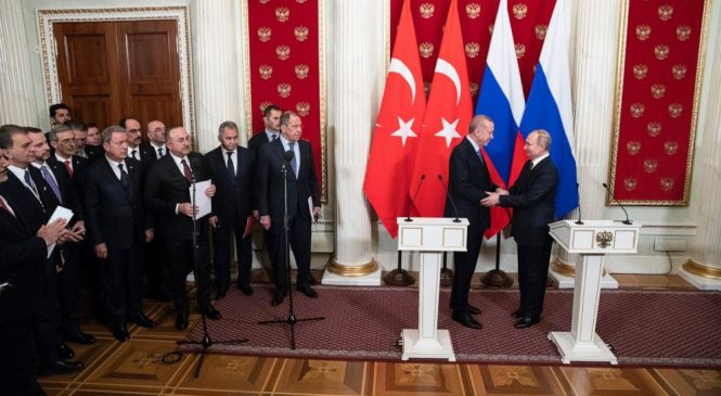 Russia-Turkey truce holds in Syria despite minor violations