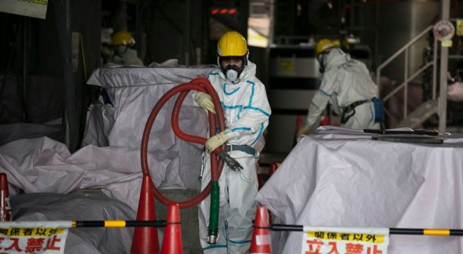 Safety of Fukushima waste water focus of sea release debate