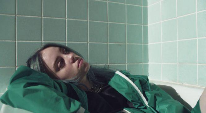 Billie Eilish responds to body shaming in concert video