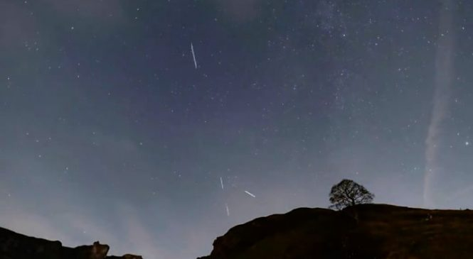 Europe's major telescopes 'can meet satellite challenge'