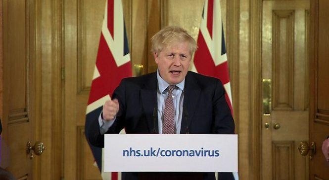 Coronavirus: West End shuts down as Boris Johnson's advice sparks anger