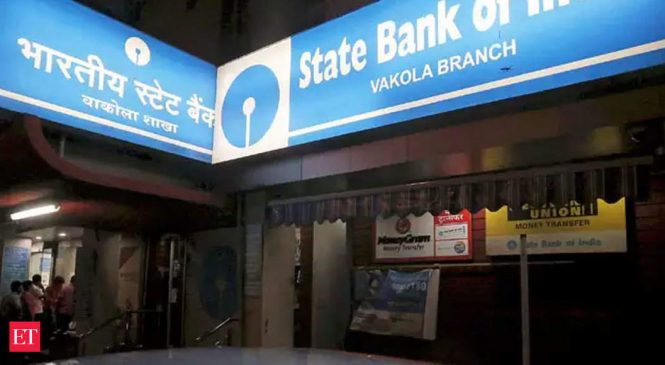 SBI announces emergency credit line in light of COVID-19