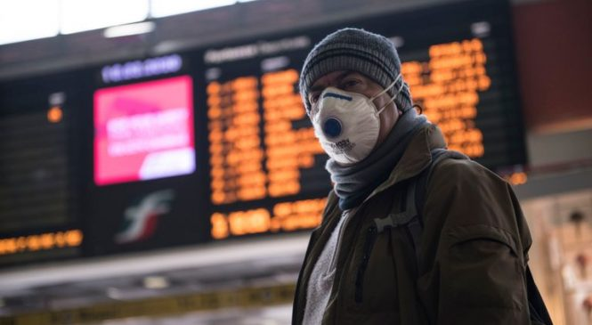 Italy sees biggest rise in coronavirus deaths since outbreak began