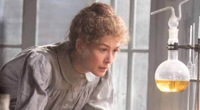 Rosamund Pike: 'Women are part of the inequality problem'